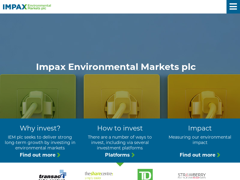 Impax Environmental Markets | Impax Environmental Markets