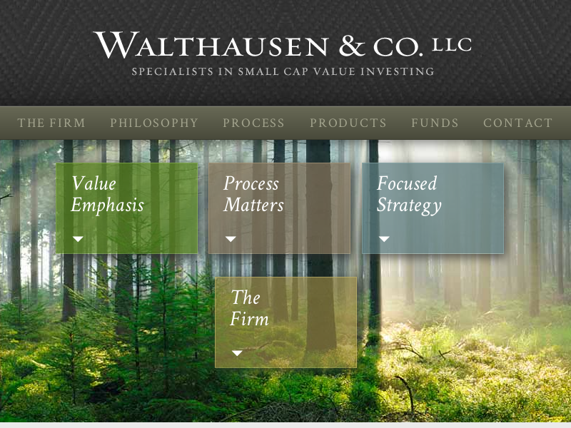 Home - Walthausen & Co. LLC