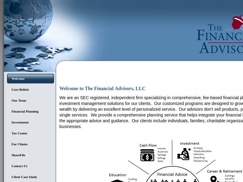 The Financial Advisors, LLC (Andover & Newburyport MA)