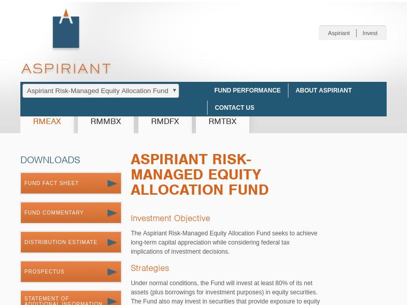 Aspiriant Funds