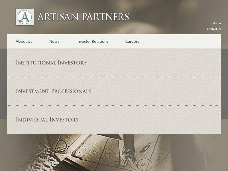 Artisan Partners - Global Investment Management Firm