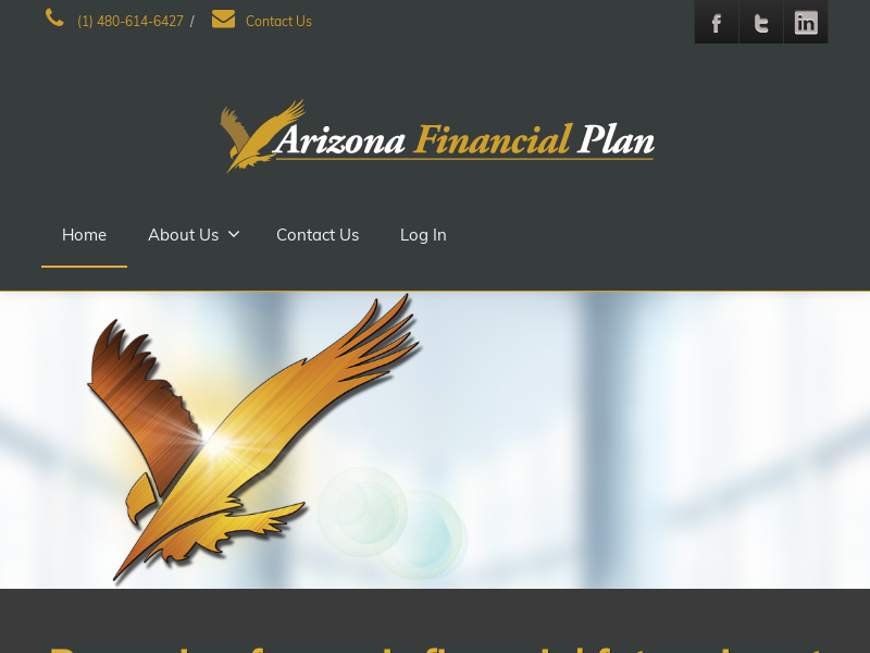 Arizona Financial Plan | Scottsdale Financial Advisor