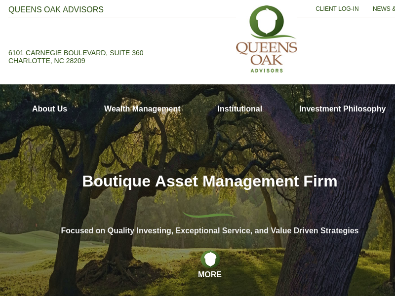 Queens Oak Advisors | Boutique Wealth & Asset Management FirmQueens Oak Advisors