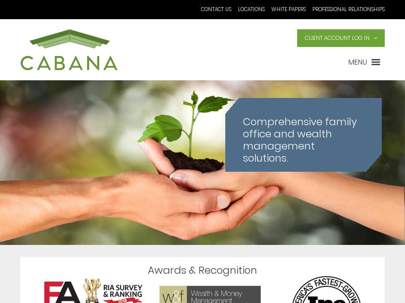 Cabana Financial Services - Cabana