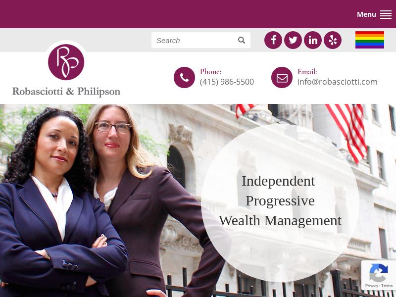 Robasciotti & Phillipson – Comprehensive Wealth Management
