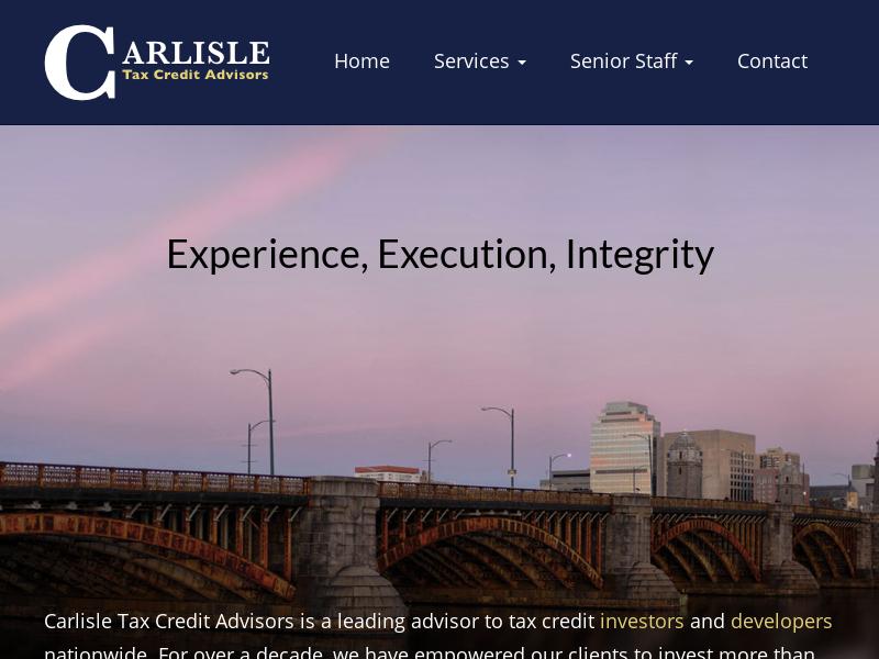 Carlisle Tax Credit Advisors