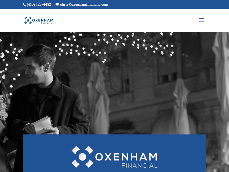 Oxenham Financial | Oxenham Financial