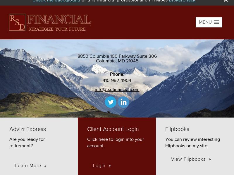 RSD Financial, LLC