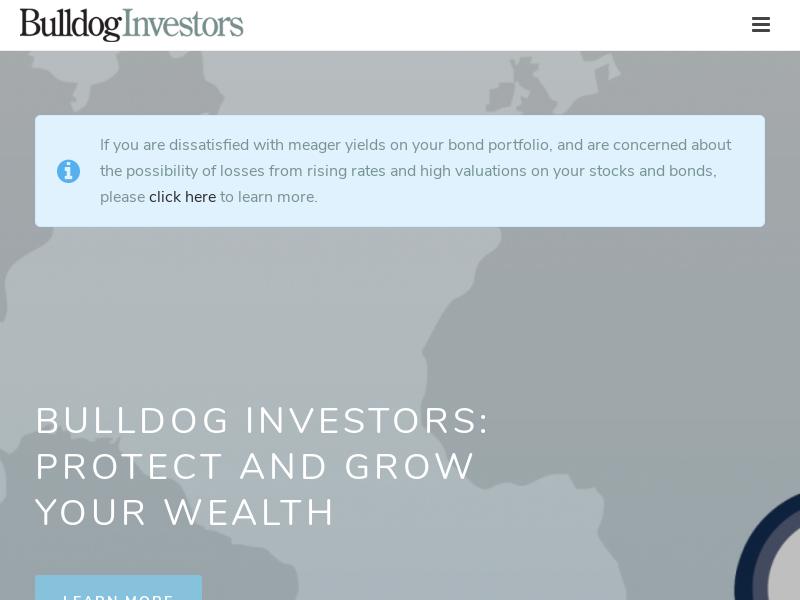 Bulldog Investors  