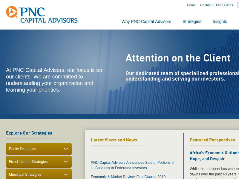 PNC Capital Advisors