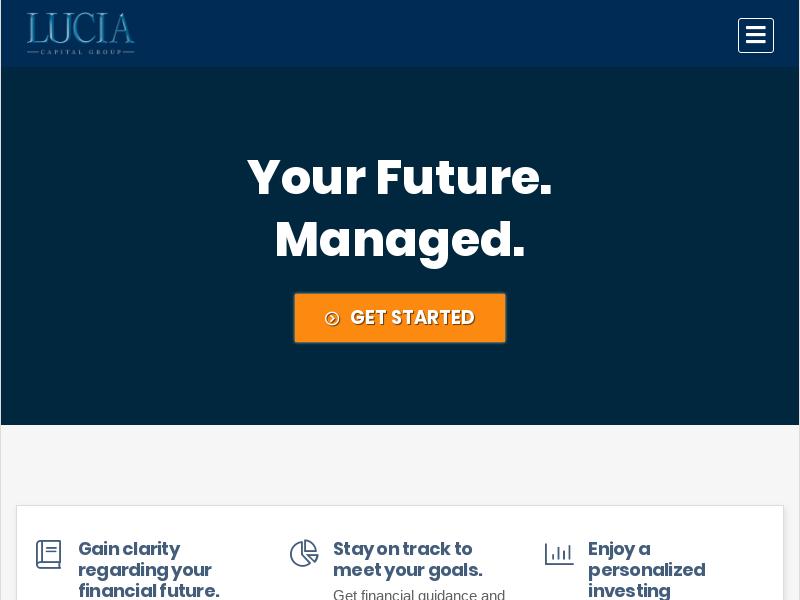 ClickGoals » Lucia Capital Group