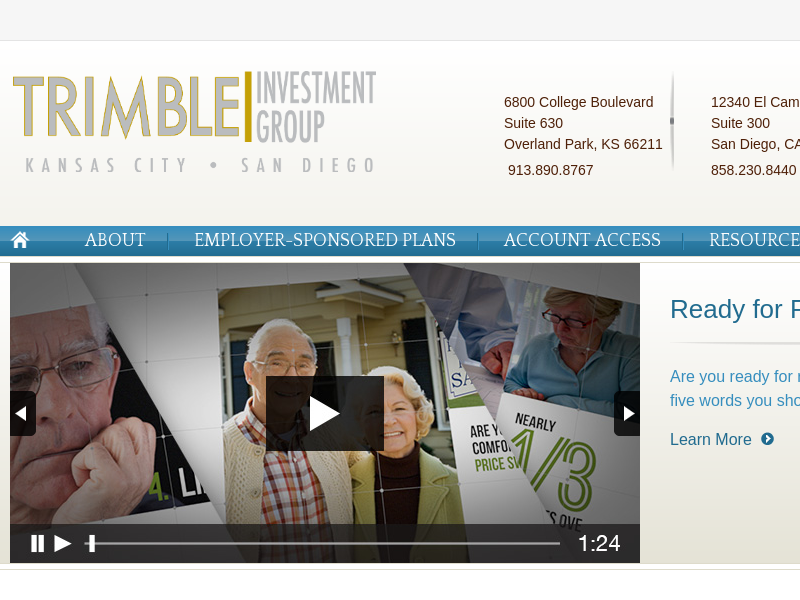 Home | Trimble Investment Group