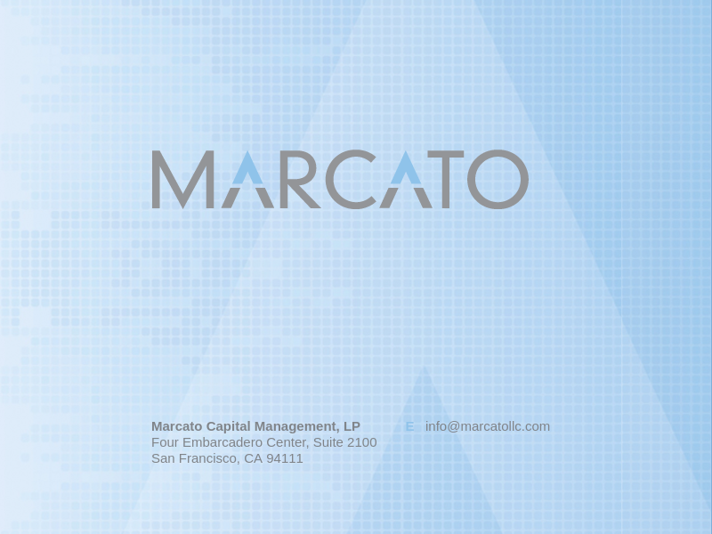 Marcato Capital Management, LP