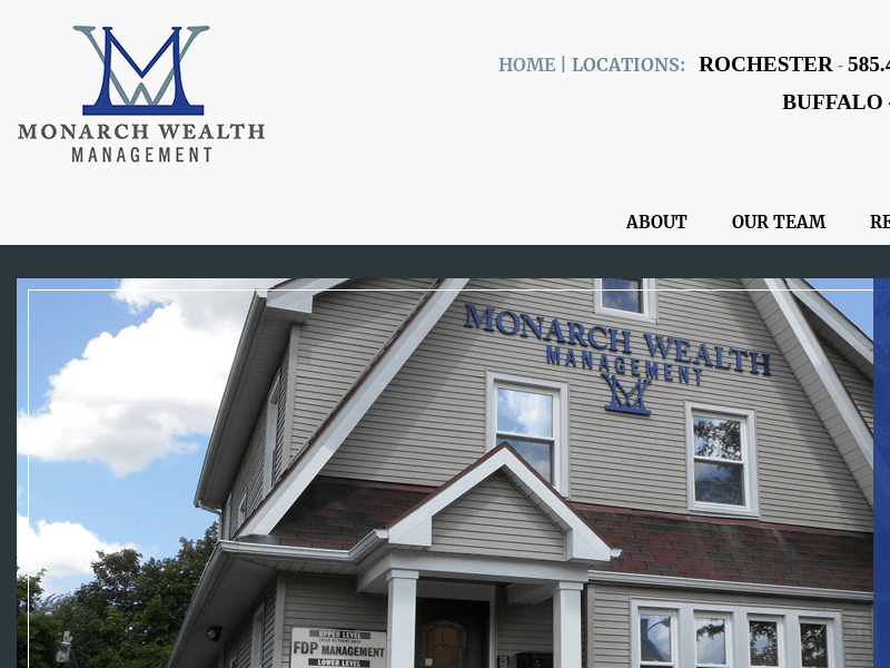 Monarch Wealth Management Rochester NY Financial Advisors | Monarch Wealth Management
