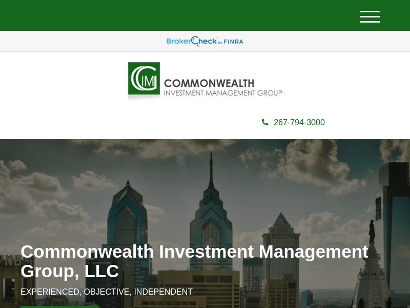 Home | Commonwealth Investment Management Group