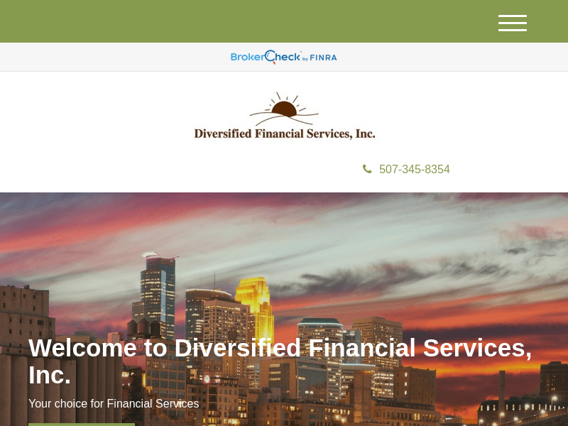 Home | Diversified Financial Services, Inc.