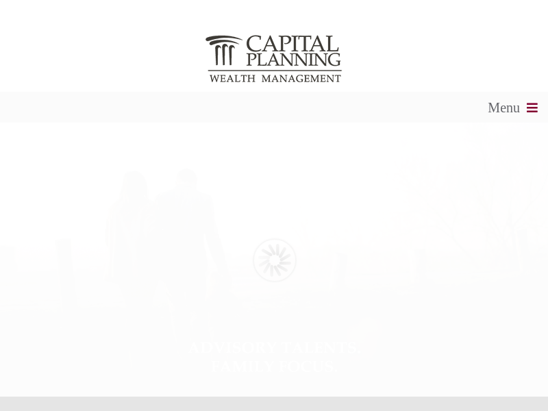 Capital Planning Wealth Management