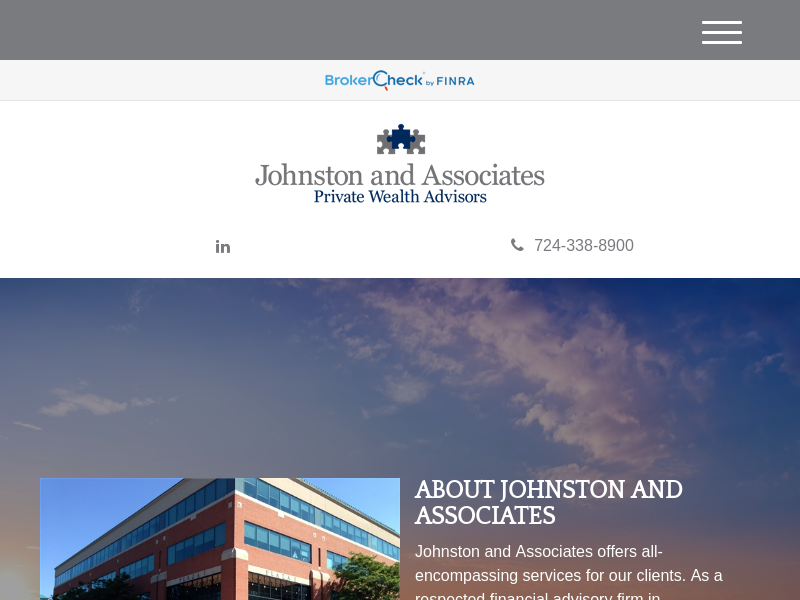 Johnston and Associates | Canonsburg, PA