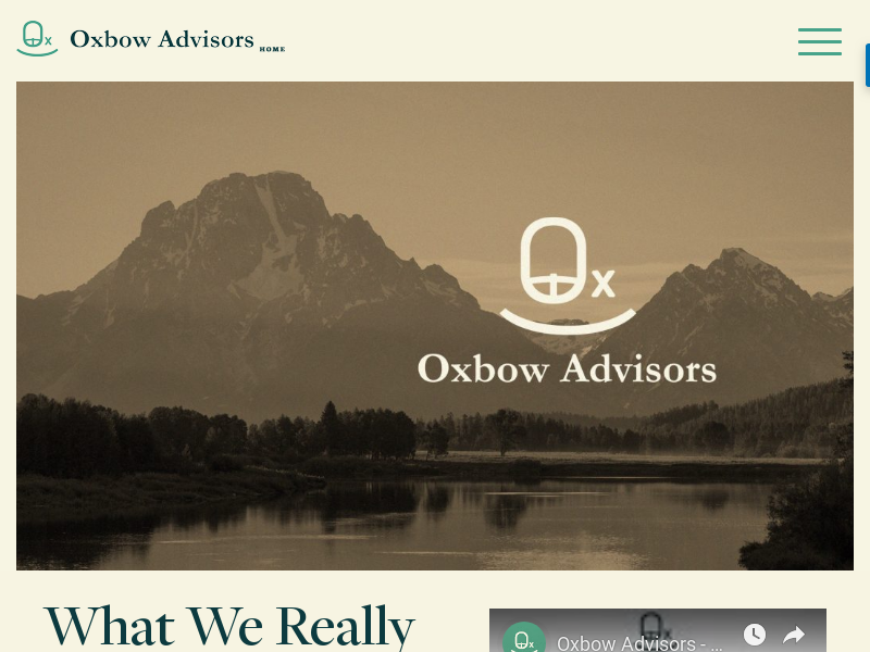 Oxbow Advisors - Austin, Texas