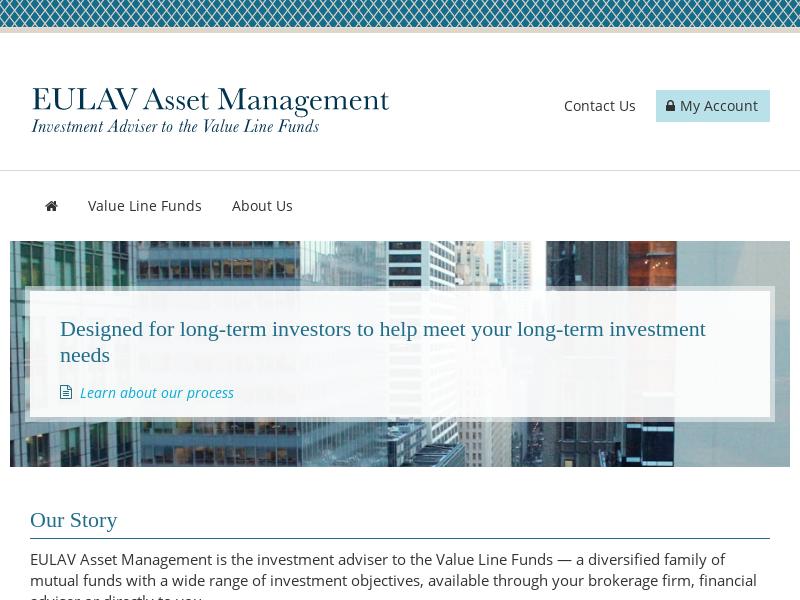 EULAV Asset Management