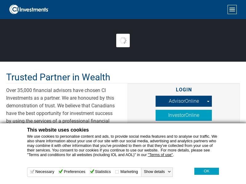 Cambridge Global Asset Management | CI Investments