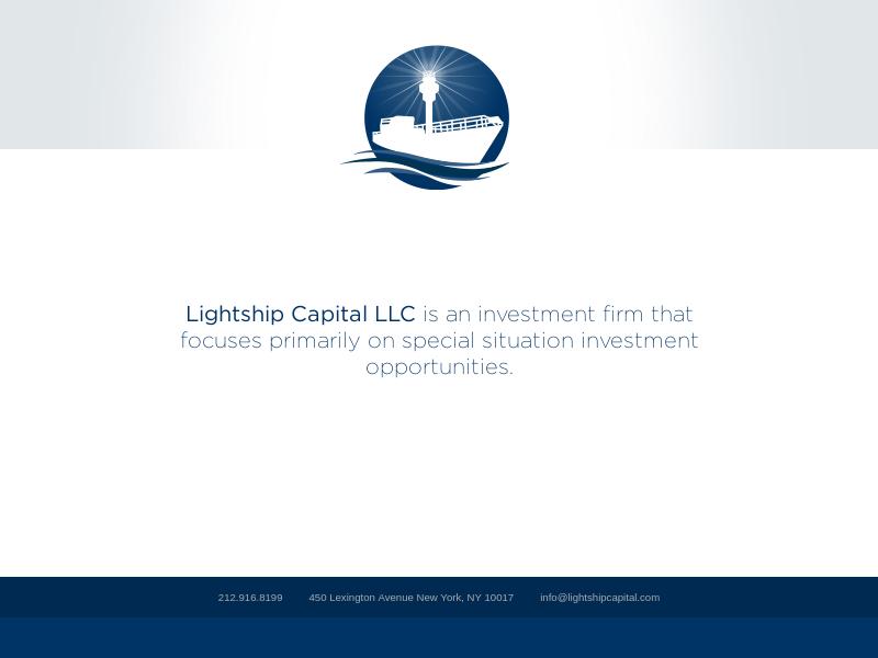 Lightship Capital LLC