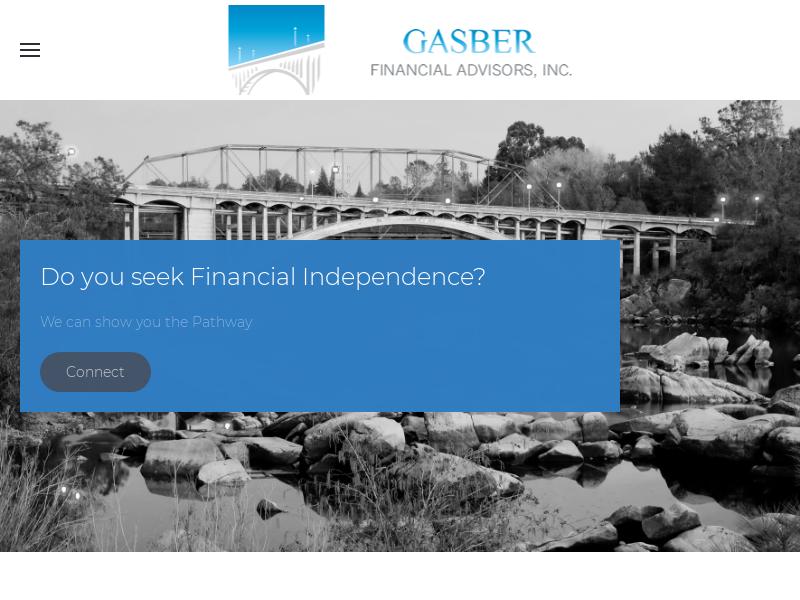 Financial Advisor Folsom, CA | Gasber Financial Advisors, Inc.