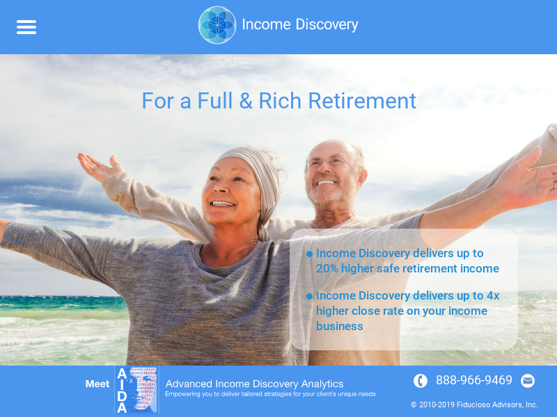 Income Discovery :: Home