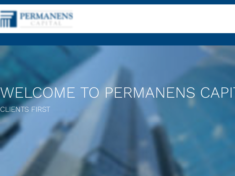Permanens Capital | Asset Management | New York