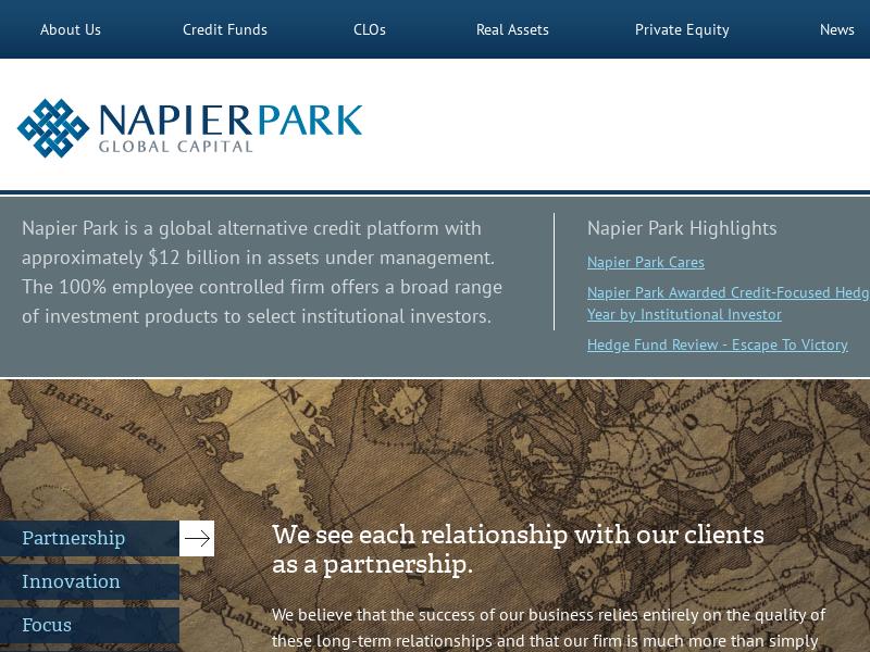 Napier Park :: Napier Park Global Capital