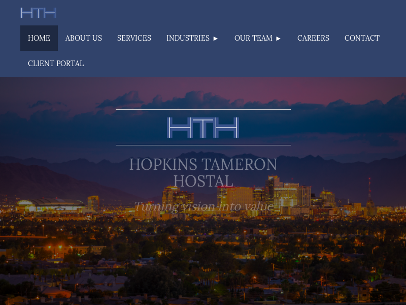 HTH - Hopkins Tameron Hostal