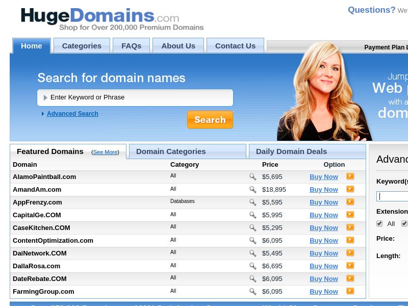 HugeDomains.com - DakTori.com is for sale (Dak Tori)