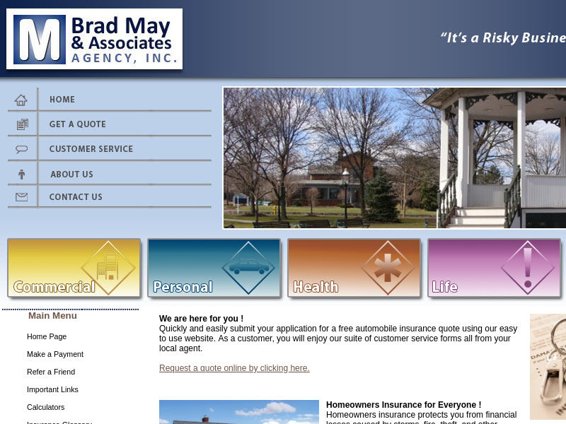 Brad May & Associates Agency Inc. - Mobile