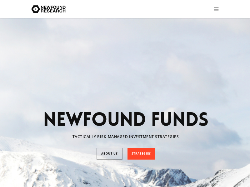 Newfound Research: Risk-Managed Mutual Funds