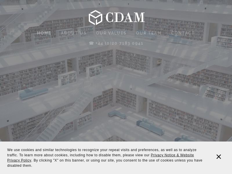CDAM (UK) Ltd