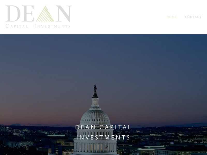 Dean Capital Investments