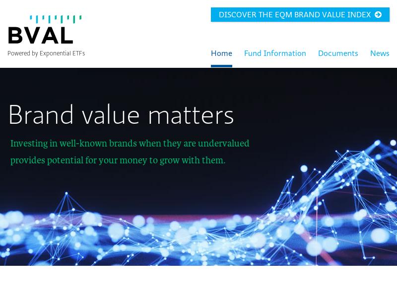 Brand value matters | Brand Value ETF