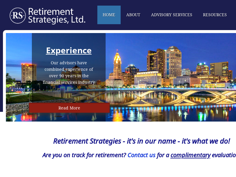 Home | Retirement Strategies, Ltd