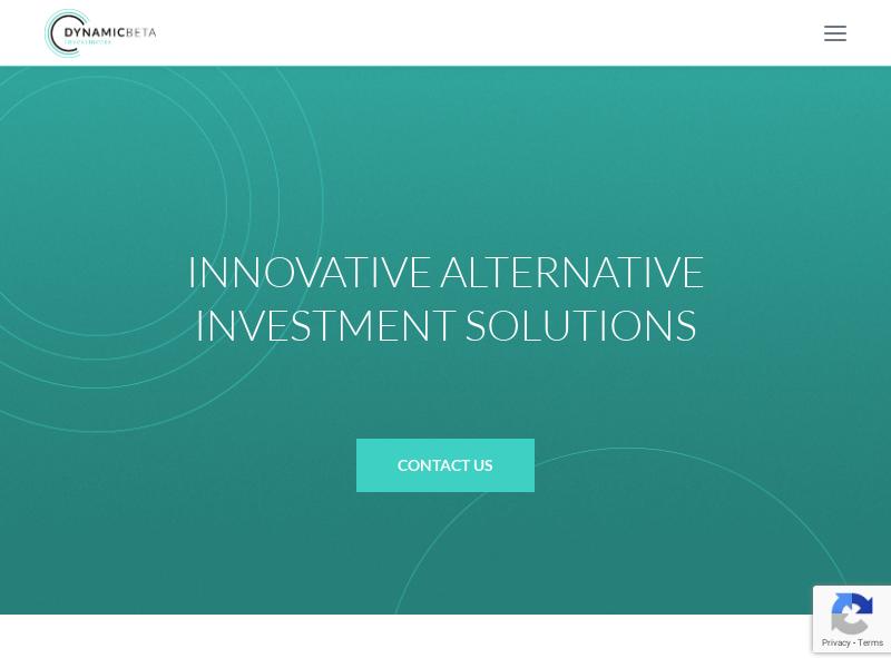 Dynamic Beta investments – Innovative liquid alternative solutions