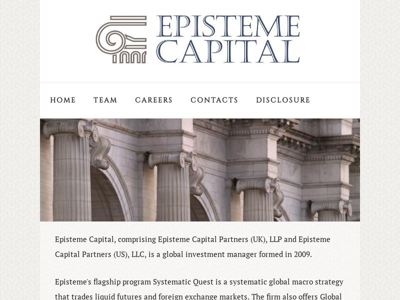 Episteme Capital