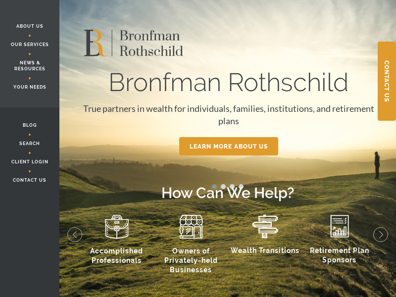 Bronfman Rothschild | Wealth and Retirement Advisors