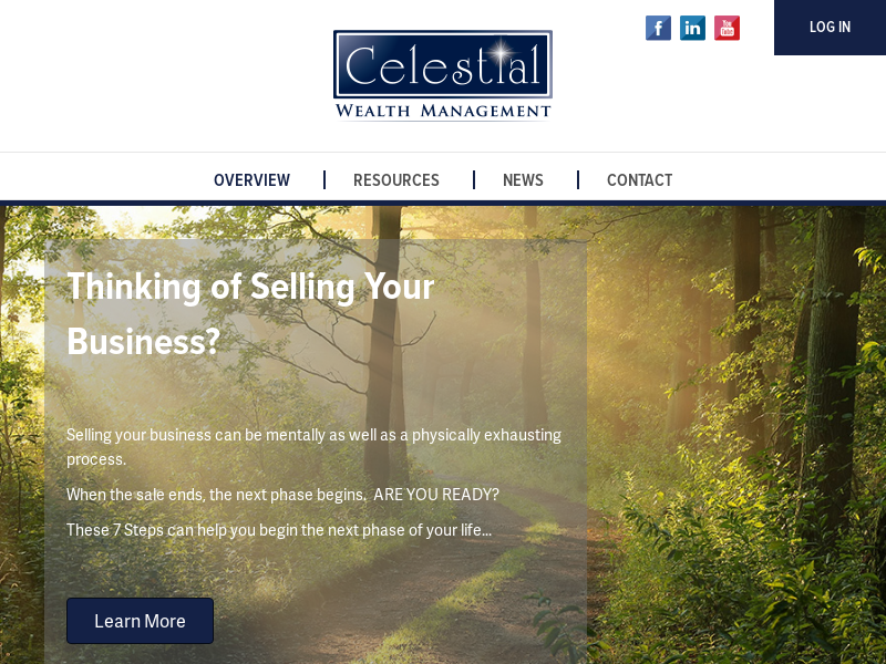 Celestial Wealth Management Towson Financial Planning