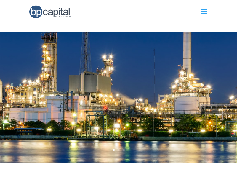 MLP Investments & Energy Mutual Funds Company | BP Capital Advisors