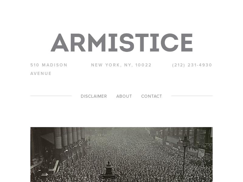 Armistice Capital