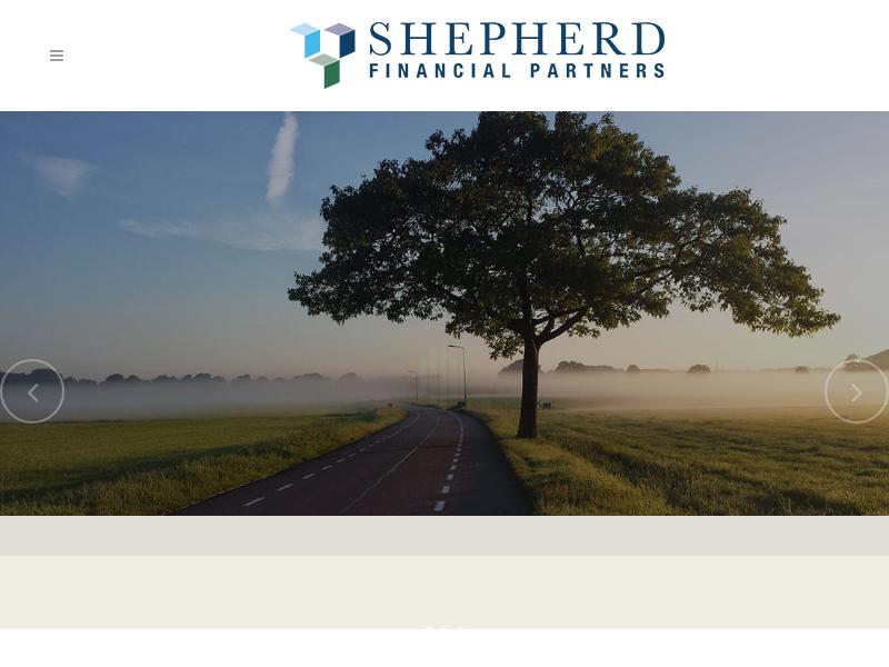 Shepherd Financial Partners | Experience. Trust. Commitment.