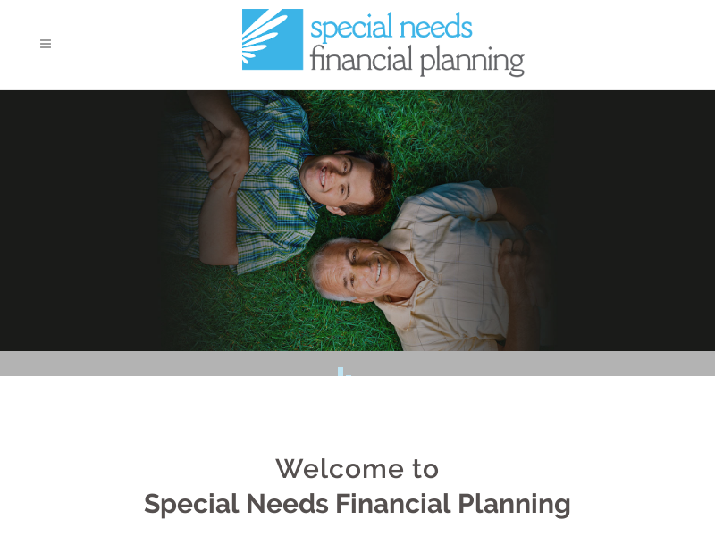 Special Needs Financial Planning | Financial Planning for Families and Trustees of People with Disabilities