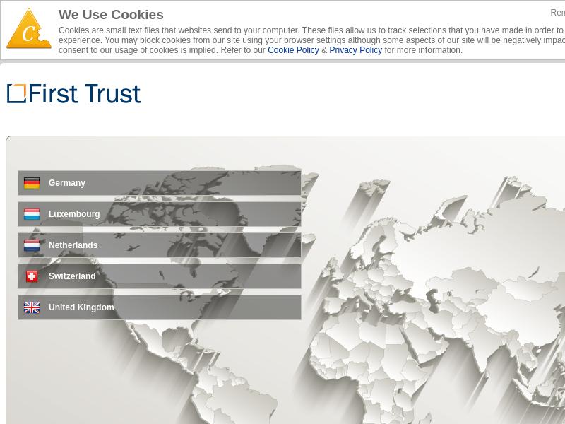 First Trust Global   First Trust Global