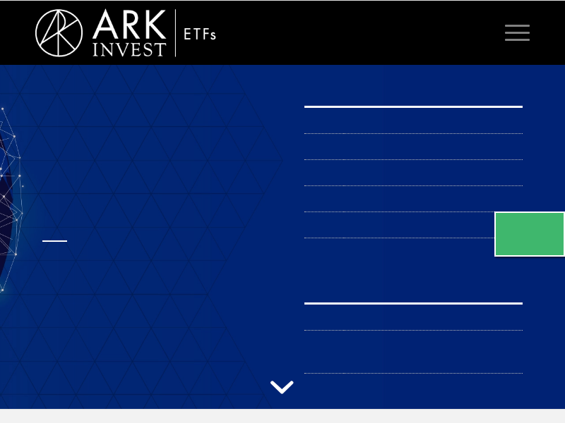 Innovation ETFs by ARK Invest | Innovation is Key to Growth