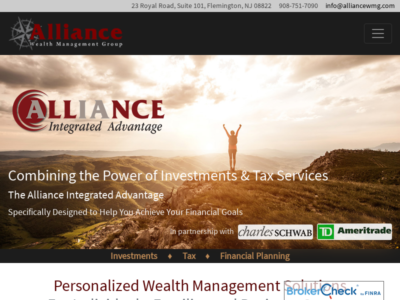 Alliance Wealth Management Group