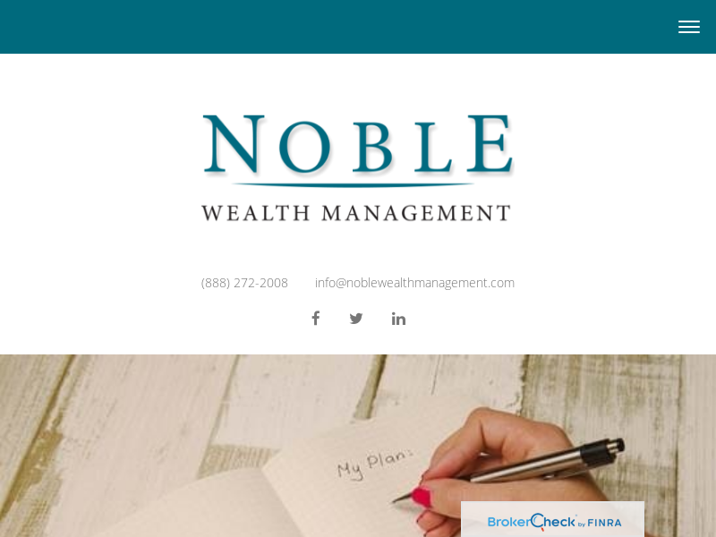 Home | Noble Wealth Management